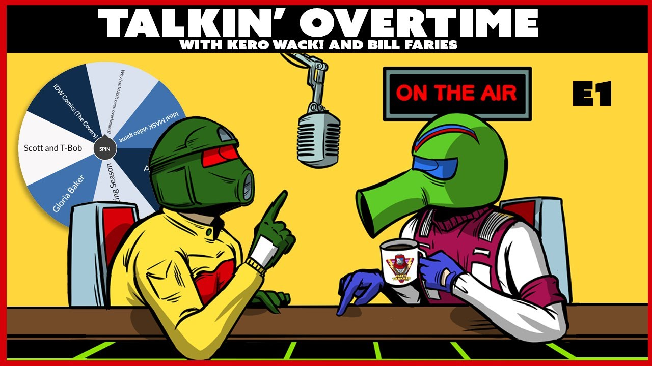 Talkin' Overtime - E1