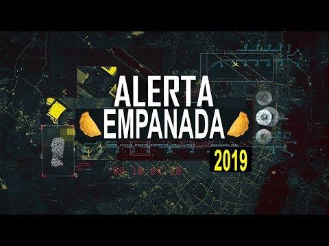 """ALERTA EMPANADA - """"EMPANADAS ILEGALES"""""""