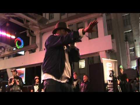 Jay Electronica - Dimethyltryptamine (Live @ Manifesto Festival in Toronto)