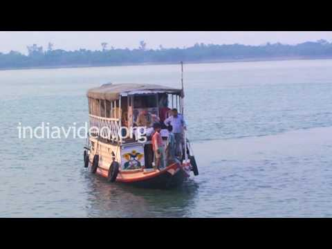 Boat Safari, Sunderbans National Park, tourist spot, national park