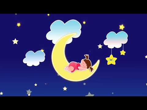 Comptine pour bébé avec le prénom mon Bébé - Dors, dors petit ange