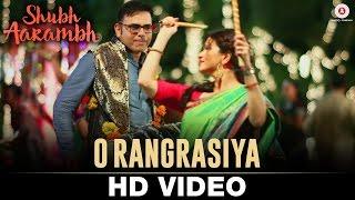 O Rangrasiya - Shubh Aarambh | Prachee Shah Paandya, Harsh Chhaya & Deeksha J | Kirtidan G, Ishani D
