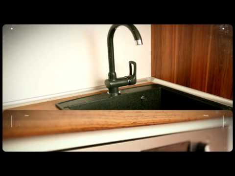 Кухонный гарнитур для квартиры-студии. Компания 54кухни