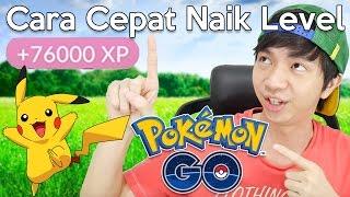 Cara Naik Level Paling Cepat Pokemon Go Indonesia