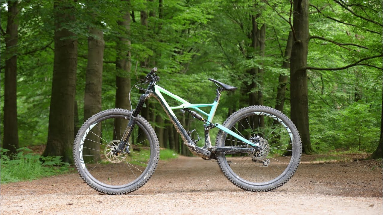 Review: Specialized Enduro Pro 2018 Mountainbike - GearLimits