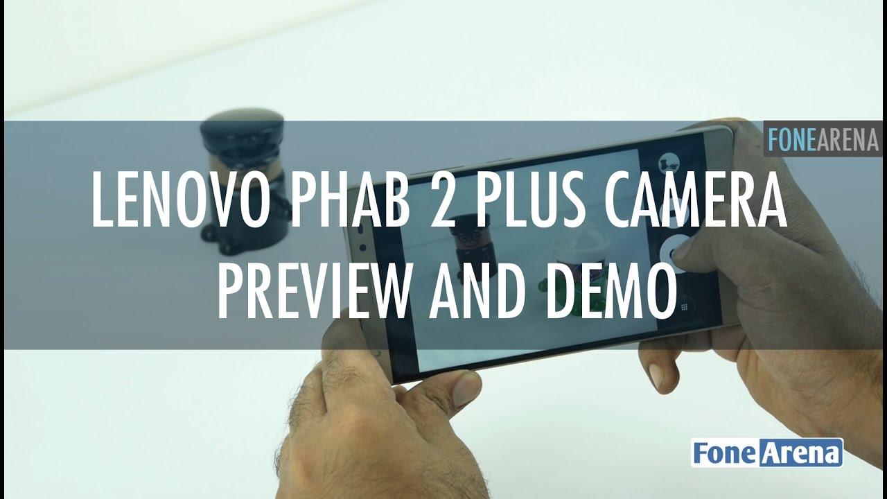 Lenovo PHAB 2 Plus Camera Samples