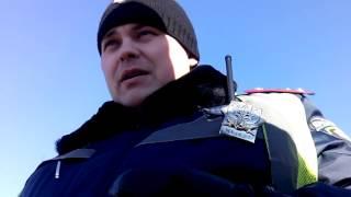 ГАИ Киева кладут на  Генерала Сиренка 08-01-2015