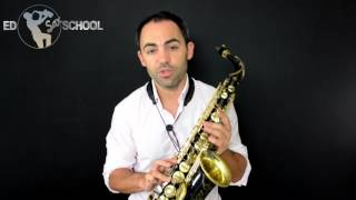 Definitive Altissimo Fingerings for Alto Sax with George Michael