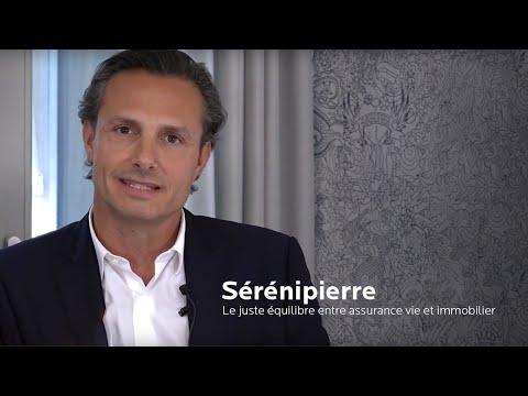 Assurance vie Sérénipierre : 3,20%* en 2018 pour le fonds en euros Sécurité Pierre Euro