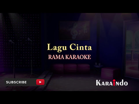 Rama - Lagu Cinta Karaoke No Vocal