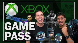 🌎 Tudo sobre o XBOX GAME PASS - PLANETA BUGADO