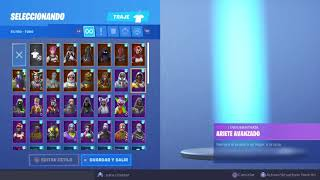 Fortnite Account Sweepstakes with More Than +90 Skins (Read Description)