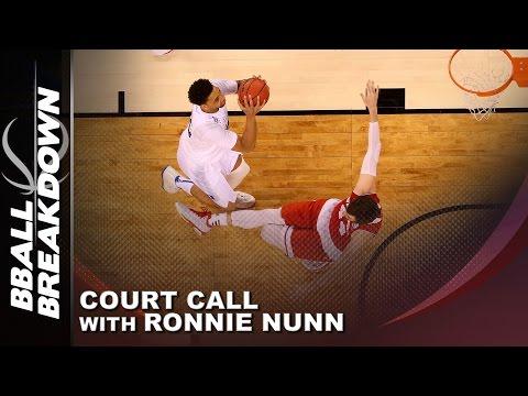 Court Call: Did The Refs Help Duke Beat Wisconsin?