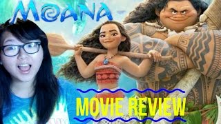 DISNEY'S MOANA AWESOME MOVIE REVIEW!!!