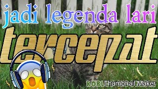Want to be a running legend (ROBLOX Indonesia 2)