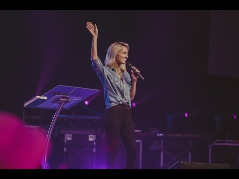 DawnCheré Wilkerson - Rocknations Youth Conference 2016
