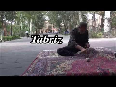 Iran/Azerbaijan/Tabriz Bazaar Part 3