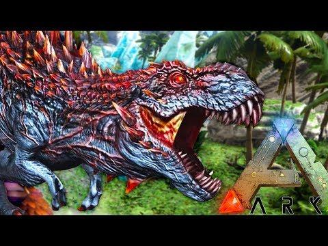 Ark Survival Evolved - NEW JURASSIC WORLD BOSS HYBRID! ALPHA 06! (67) - ARK: Annunaki