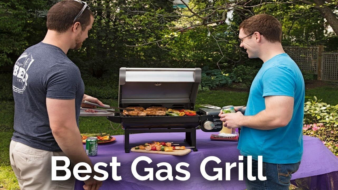 Top 10 Best Gas Grills - Best BBQ Grill Reviews 2019