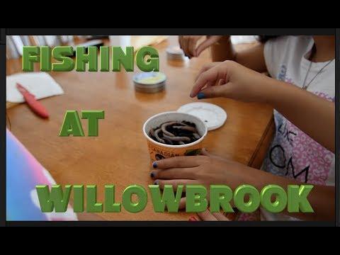 Fishing At Willow Brook Park Staten Island