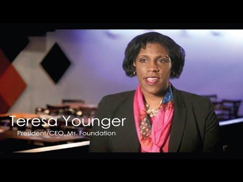 Dress for Success MFC Empowerment Award - Teresa Younger