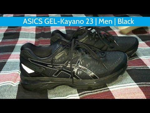 Asics Gel-Kayano 23 Men Running Shoes | Review | India
