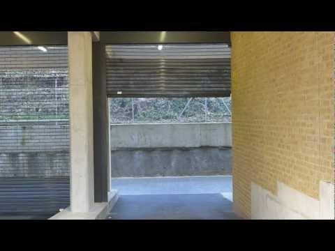 Guardian Industrial Doors - Car Park Model Roller Shutter.