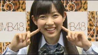 【メッセージ】NMB48 チームN/AKB48 チームB 渡辺美優紀 [公式] 2012.05.09