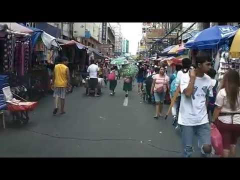Chinatown Manila street