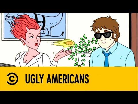 ¡Me Gustaría Meter Mi **** Ahí! | Ugly Americans | Comedy Central LA
