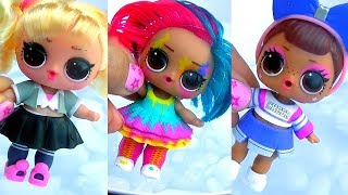 Color Changing LOL Baby Dolls Do They Cry Spit Tinkles or Color Change ?