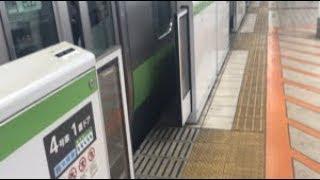 JR東日本 上野駅2番線 ホームドア