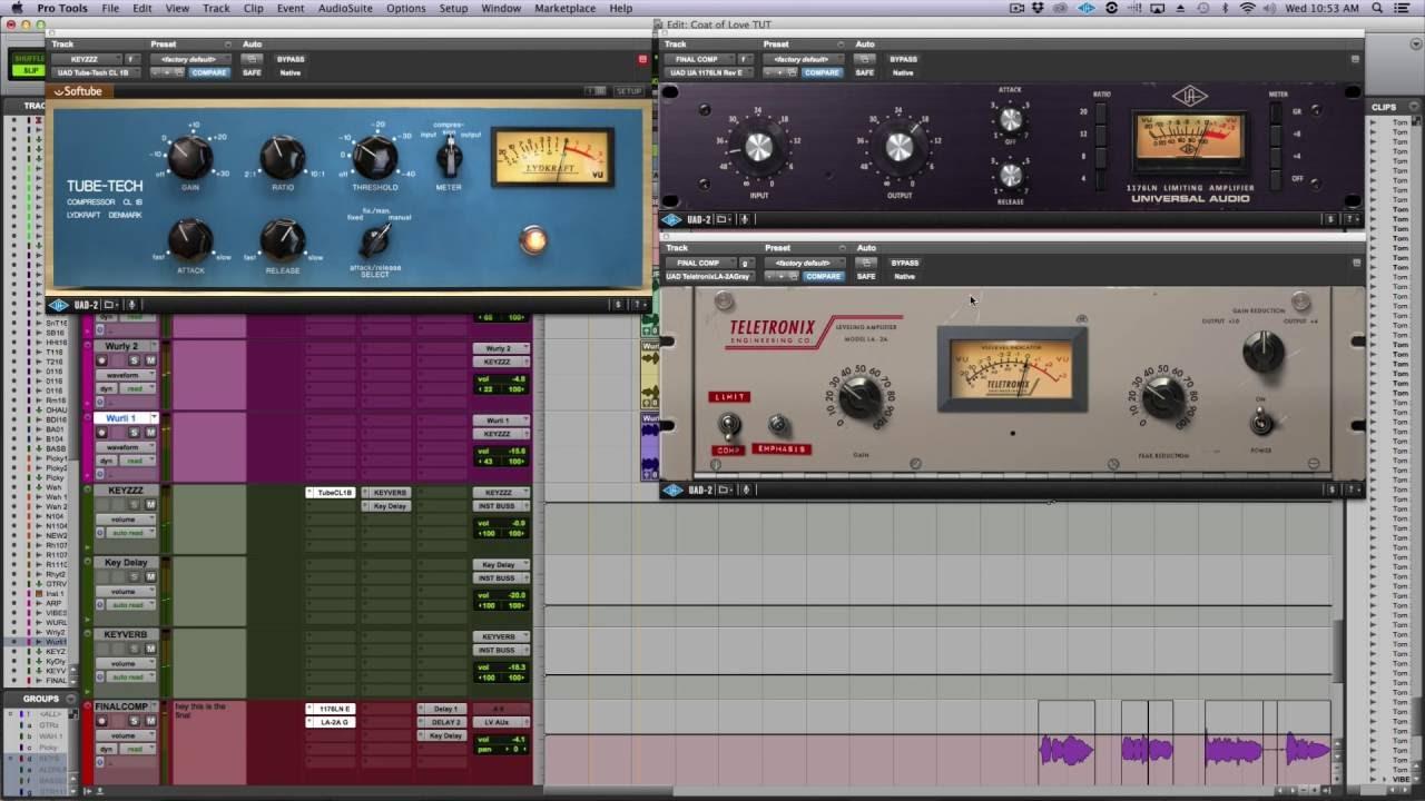 5 Compressor Plugins for Mixing Vocals (+ Mix Tips)