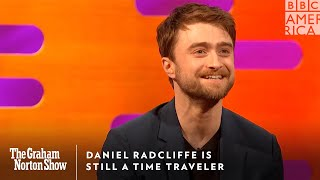 Daniel Radcliffe Is Still A Time Traveler | The Graham Norton Show | Friday at 11pm | BBC America