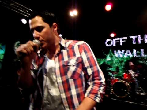 Off the Wall - Sitting Inside My Head (Supergroove Cover) - Live @ The Shed mp3