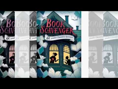 Book Scavenger Book Trailer