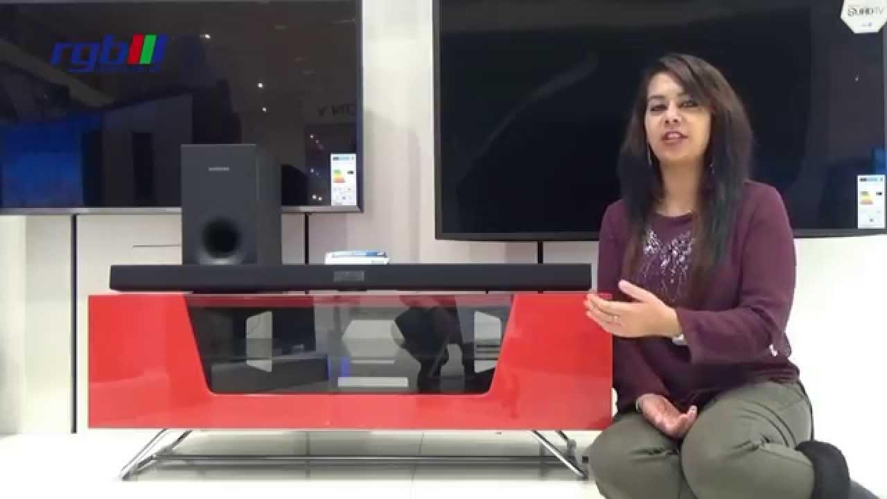 Samsung Hwj355 Soundbar Review Hw J355 Youtube