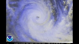 Tropical Cyclone Gino / 15S (2013)