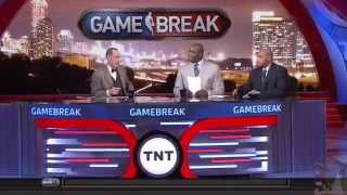 Inside The NBA (on TNT) Game Break – Dallas vs. Thunder/Spurs vs. Clippers – February 19, 2015