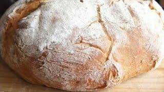 Простой рецепт хлеба на дрожжах Как испечь домашний хлеб Homemade bread recipe
