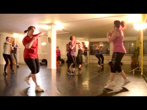 Zumba Classes at DMAC UK Inalignment Studios