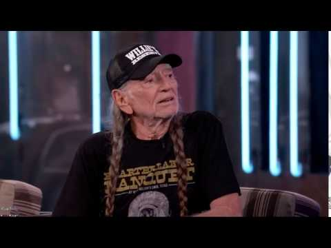 Willie Nelson Smoked on The White House Roof