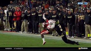 De'Mornay Pierson-El's 37-Yard Catch vs. Purdue