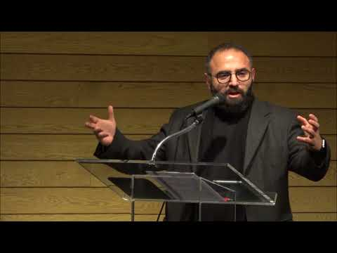 Detroit Muslimish Conference - Wissam Charafeddine: Secular Values in Islam