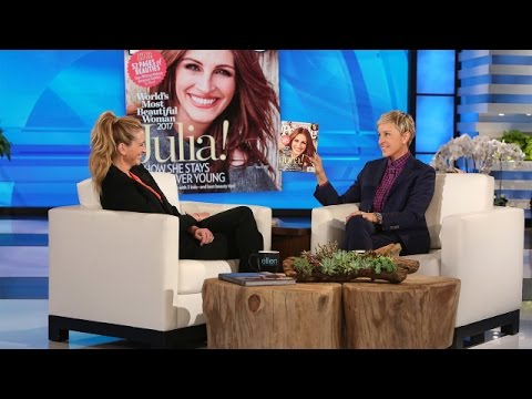 Thumbnail: Julia Roberts Shares Her Beauty Secrets