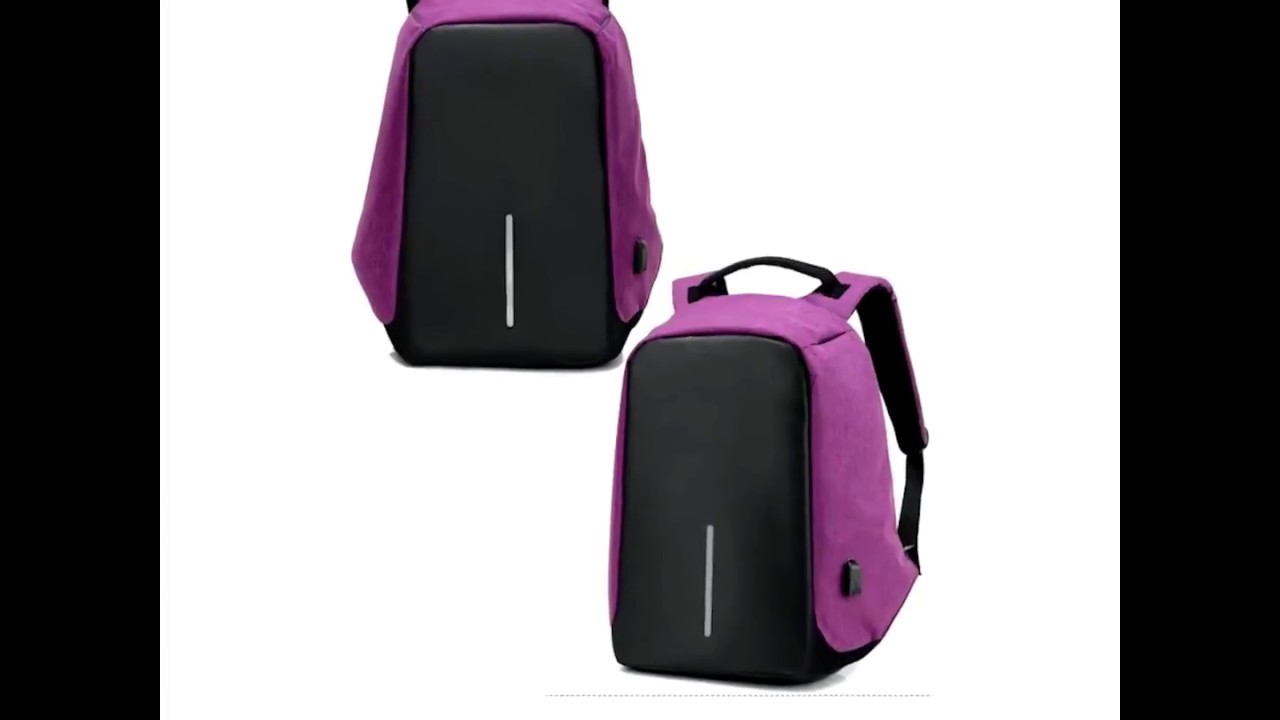 db6d1e499d ANTI-THEFT BACKPACK 16 inch For Men and Women Multifunction with USB  Charging Port