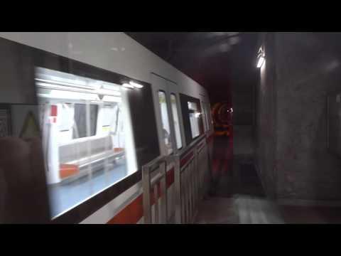 Underground Shenzhen Metro 深圳地铁