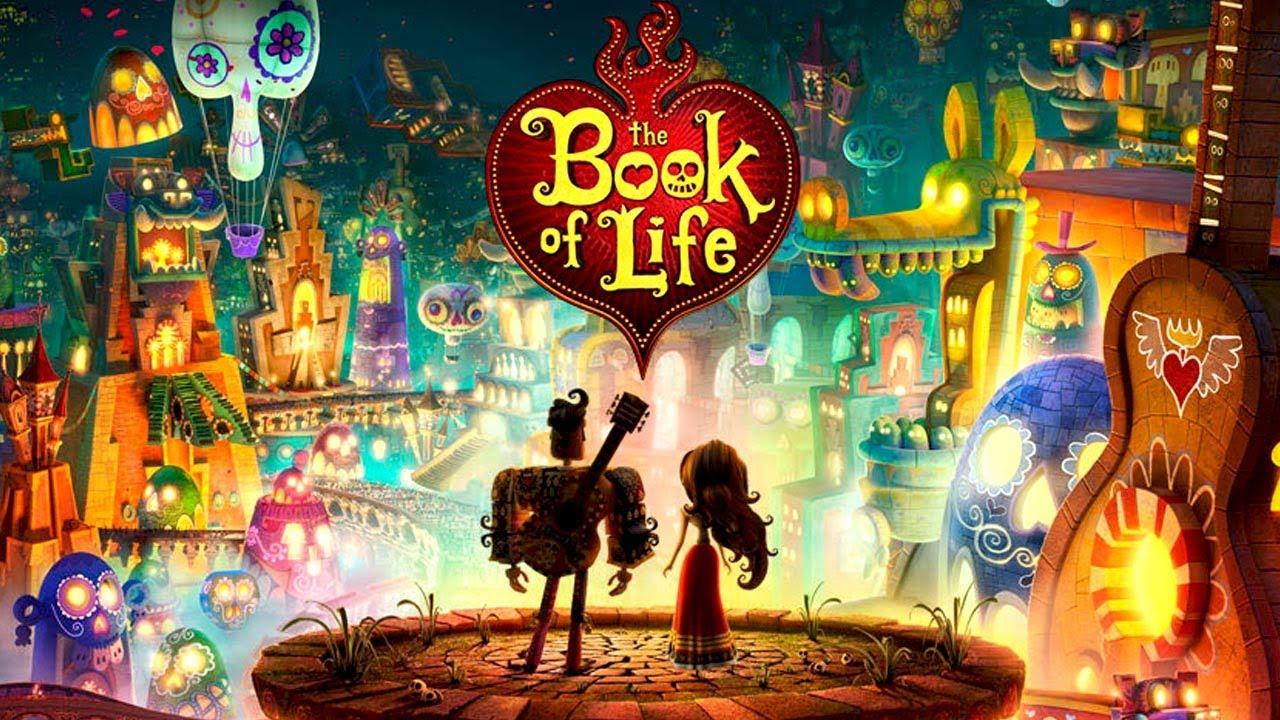 The Book Of Life Trailer Guillermo Del Toro 2014 Youtube
