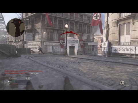 TrapPharaoh-'s Live PS4 Broadcast (COD WW2) [Privacy Gaming]