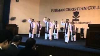 Lahore New Sindhi Cultral Dance Jiye sindh jiye